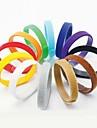 Chat / Chien Colliers Ajustable/Reglable / Doux / Respirable / Securite / Pour tous les jours Solide Multicouleur Nylon