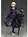 Fate/stay night Saber PVC 22cm Anime Actionfigurer Modell Leksaker doll Toy