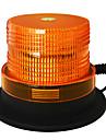 Jiawen 5 aimant pouces pour attirer la lumiere stroboscopique conduit orange eclair avertissement dc eclairage de secours de lumiere 12v