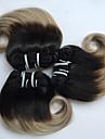 3 Pieces Ondule Tissages de cheveux humains Cheveux Bresiliens 50g/pcs 8inch Extensions de cheveux humains
