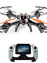 Drone Udi R / C U818S 4 Canaux 6 Axes 2.4G Avec Camera Quadrirotor RCFPV / Eclairage LED / Failsafe / Vol Rotatif De 360 Degres / Flotter