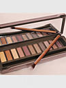 12 Palette de Fard a Paupieres Mat / Lueur Fard a paupieres palette Others Normal Maquillage Quotidien / Maquillage Smoky-Eye