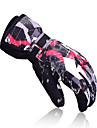 skid~~POS=TRUNC Helt finger Barns / Alla Aktivitet/Sport Handskar Håller värmen / Vindskyddad / Snösäker Skidåkning Nylon / Bomull