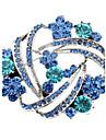Dame Broșe Cristal costum de bijuterii Diamante Artificiale Bijuterii Pentru Nuntă Petrecere Zilnic Casual