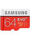 Samsung 64GB Micro SD-kort TF-kort minneskort UHS-1 class10 EVO Plus EVO+