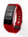 Bracelet intelligent / resistant a l\'eau / long temps de repos / calories brulees / podometres / video / appel vocal / journal d\'exercice
