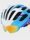 Casque Velo(Blanc / Rose dragee / Bleu / Orange,PC / EPS)-deUnisexe-Cyclisme / Cyclisme en Montagne / Cyclisme sur Route Montagne / Route