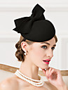 Women\'s Wool Headpiece-Wedding / Special Occasion / Casual Hats 1 Piece