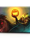 halloween pumpa lykta mönster macbook datorfodral till MacBook air11 / 13 pro13 / 15 pro med retina13 / 15 macbook12