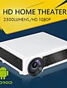 LED-96+WIFI LCD Videoprojecteur de Cinema WXGA (1280x800) 2500 LED 4:3 16:9 16:10