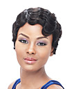 Short Curly Black Cute Wig African Afro Synthetic Wigs Short Hair Wigs