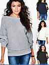 ebay dorință amazon toamna și iarna moda vrac liliac cu maneci fir mânecă lungă