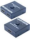 3d hdmi bi-direcție comutator 2x1 sau comutator de selectare 1x2 splitter a-b ab a / b comutator switcher 4kx2k