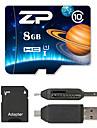 ZP 8GB TF card Micro SD card card de memorie UHS-I U1 Class10