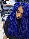havana twist Flätor Hårförlängningar 12 14 16 18 20 22 24 Kanekalon 12 Strå 100g gram Hair Braids