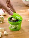 Echalote / Ail / Gingembre Peeler & Rape For Pour Ustensiles de cuisine Plastique / Acier InoxydableHaute qualite / Creative Kitchen