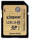 Kingston 128GB SD Kort minneskort UHS-I U1 class10