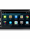 Android 6.0 au tableau de bord a double gps radio din autoradio lecteur de navigation wifi 4g hd