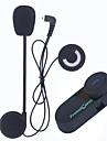 freedconn 800m ryttare till ryttare intercom hjälm bluetooth intercom kit hjälm Bluetooth inter headset med FM-radio