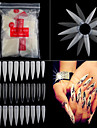 500 Manucure De oration strass Perles Maquillage cosmetique Nail Art Design