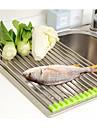 1 Kök Rostfritt stål Ställ & Hållare
