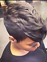 Maskingjord Mänskligt hår Naturligt vågigt