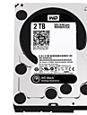 WD 2 To Disque dur de bureau 7200rpm SATA 3.0 (6Gb / s) 64Mo cachetteWD2003FZEX