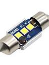2x-feston-31mm-4-smd-3030-cnabus-blanc-conduit-voiture-dome-lampe-ampoules-3021-6428-de3175 12-24v