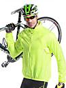 MYSENLAN® Cykeljacka Herr Lång ärm Cykel Håller värmen / Snabb tork / Vindtät / Ultraviolet Resistant / Regnsäker Jacka / Överdelar