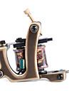 tatouage personnalise Solong machine a laiton pistolet de tatouage a la main 12 wrap bobines de cuivre pur pour revetement m201-1