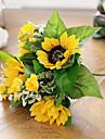 1 Une succursale Soie Tournesols Fleurs artificielles 27