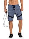 Vansydical® Course / Running Bas Printemps Ete Exercice & Fitness Terylene Ample Vetements de Plein Air Bleu Classique