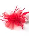 Feather Net Headpiece-Wedding Special Occasion Fascinators Flowers 1 Piece