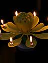 Lumânări Muzică Vacanță Decorațiuni de Casă,