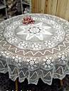 Rotund Cuvertură de petice Fețe de masă , 100% Bumbac MaterialHotelul masă Nunta decorare Party Cina conferință de nunta Crăciun Decor