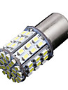 gc® 1156 / BA15s 7.5W 500lm 85x3020 blanc SMD LED pour / lampe de lumiere de frein de lumiere voiture tour de direction (DC12V)