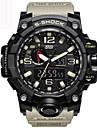 Bărbați Copii Ceas Sport Ceas Militar Ceas Elegant Ceas La Modă Ceas de Mână Ceas Brățară Unic Creative ceasLED Calendar Rezistent la Apă