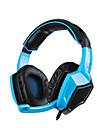 sades SA-920 5 in 1 stereo căști cu microfon cu cască de jocuri pentru laptop / PS4 / Xbox 360 / PC / telefon mobil jucător
