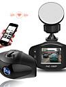 1080p WiFi aparat de fotografiat dvr auto Novatek 96658 Sony 323 lentila video HD registrator mini-aparat de fotografiat masina