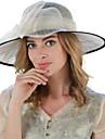 Damă Peteci Primăvară Vară toamnă Vintage Draguț Petrecere Birou Linen,Pălărie Vară Clop