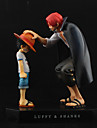 Figures Anime Action Inspire par One Piece Monkey D. Luffy PVC 18 CM Jouets modele Jouets DIY