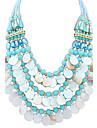 Pentru femei Coliere Bijuterii Bijuterii Piatră Preţioasă Ștras Aliaj La modă Personalizat Euramerican Bijuterii PentruPetrecere Ocazie
