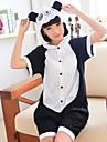 kigurumi Pyjamas Panda Collant/Combinaison Fete / Celebration Pyjamas Animale Halloween Mosaique Kigurumi Pour Unisexe Carnaval