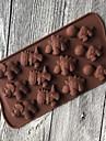 Moule de Cuisson Pour Gateau For Chocolate Silikon