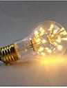 1pcs dimensiuni e27 a19 mtx becuri cu filament cu focuri de artificii decorative de stea pentru lampa pandantiv ac220-240v