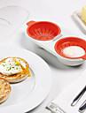 1 piese Mold DIY Other For pentru ou Plastic Calitate superioară Multifuncțional Bucătărie Gadget creativ