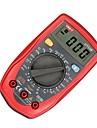 Uni-t® ut33b automatisk digital multimeter växelspänning detektor bärbar ohm / volt testmätare multi tester med bakgrundsbelysning