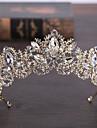 Ștras Aliaj Diadema-Nuntă Tiare 1 Bucată