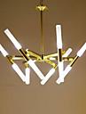 Candelabre ,  Modern/Contemporan Galvanizat Caracteristică for LED Stil Minimalist Metal Sufragerie Cameră de studiu/Birou Coridor