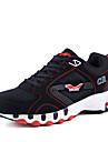 Bărbați Adidași de Atletism Tălpi cu Lumini Tul Primăvară Vară Outdoor Casual Atletic Alergare Dantelă Toc PlatGri Negru/Roșu Albastru
